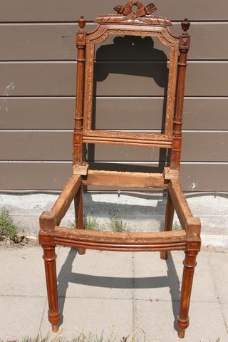 Luchtgommen van stoelkaders